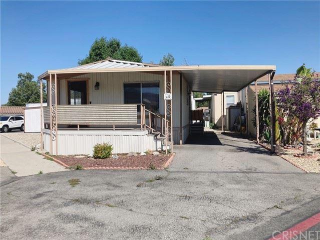 Photo of 5150 E Los Angeles Avenue #45, Simi Valley, CA 93063 (MLS # SR21104701)