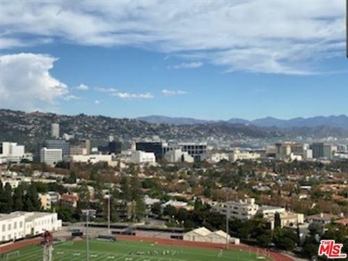 Photo of 2160 CENTURY Park East #1601N, Los Angeles, CA 90067 (MLS # 20587702)
