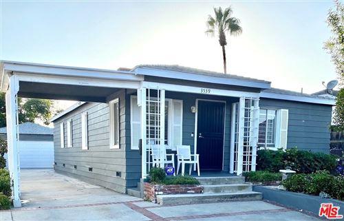 Photo of 3539 Purdue Avenue, Los Angeles, CA 90066 (MLS # 21780702)