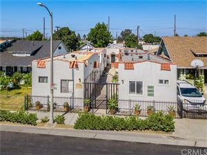 Photo of 1257 W 38th Street, Los Angeles, CA 90037 (MLS # PW19247703)