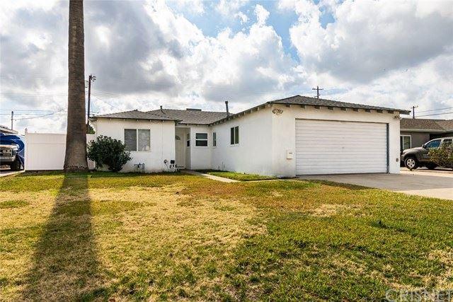 15852 Napa Street, North Hills, CA 91343 - #: SR21014703