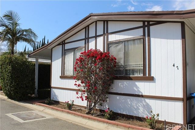 15831 OLDEN Street #47, Sylmar, CA 91342 - #: SR21105703