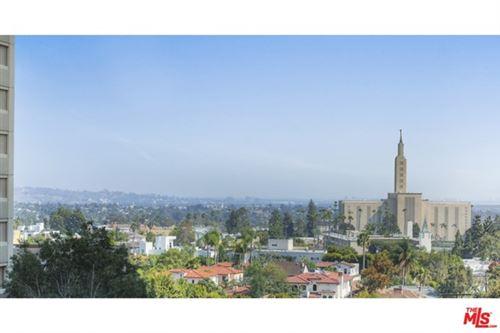 Photo of 10751 Wilshire Boulevard #801, Los Angeles, CA 90024 (MLS # 20670704)