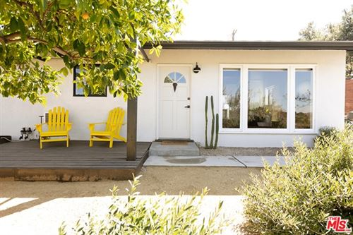 Photo of 4008 College Crest Drive, Los Angeles, CA 90065 (MLS # 21701704)