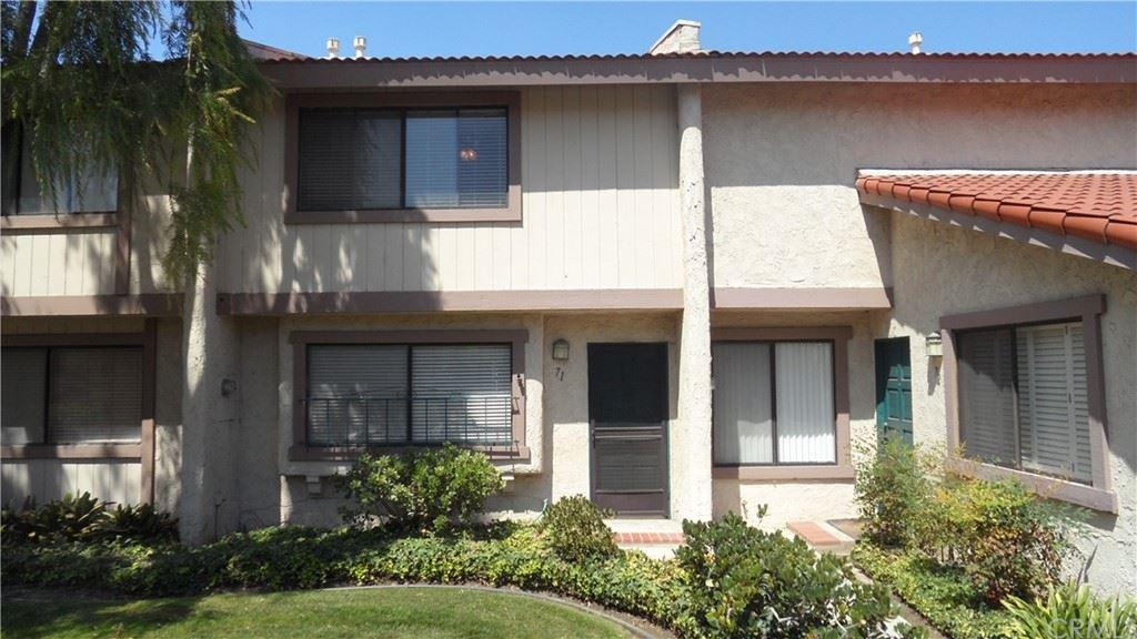 1910 W Palmyra Avenue #71, Orange, CA 92868 - MLS#: PW21172704