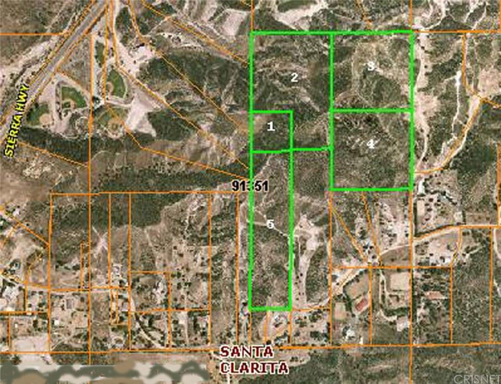 Photo for 0 Baker Canyon Road, Canyon Country, CA 91390 (MLS # SR18000704)