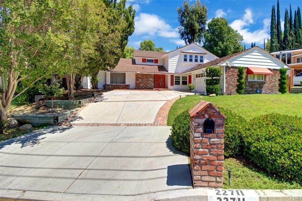 22711 Margarita Drive, Woodland Hills, CA 91364 - MLS#: SR21127704