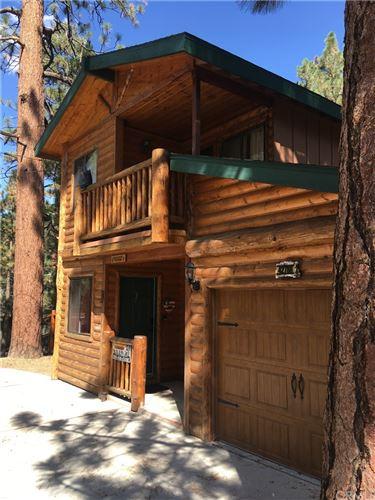Photo of 42788 Juniper Drive, Big Bear, CA 92315 (MLS # CV21199705)