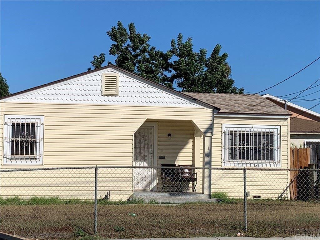 1314 S Wilmington Avenue, Compton, CA 90220 - MLS#: DW21224705