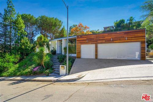 Photo of 1687 STONE CANYON Road, Los Angeles, CA 90077 (MLS # 21789706)