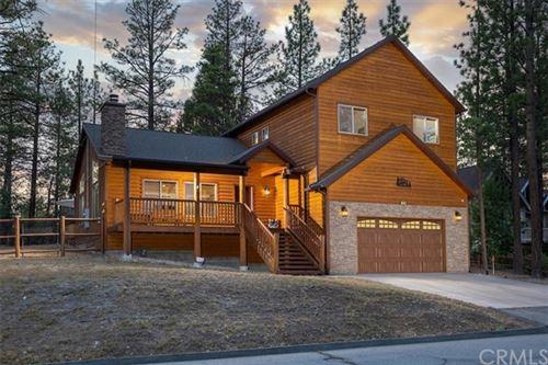 Photo of 316 Crystal Lake Road, Big Bear, CA 92315 (MLS # PW21134706)