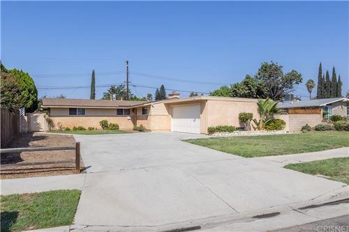Photo of 10817 blucher Avenue, Granada Hills, CA 91344 (MLS # SR21203706)