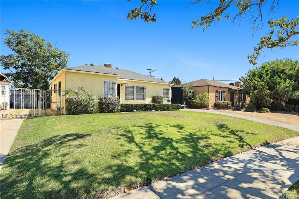 1840 S Monterey Street, Alhambra, CA 91801 - MLS#: WS21202706