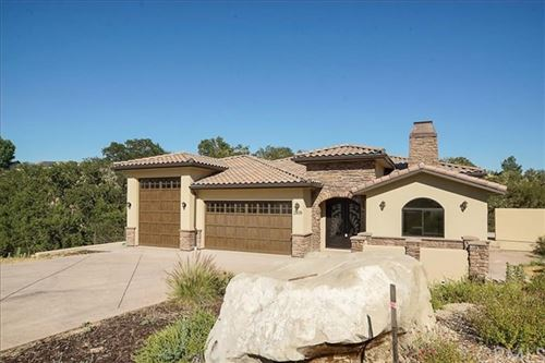 Photo of 2605 Edgewood Court, Paso Robles, CA 93446 (MLS # NS20017707)