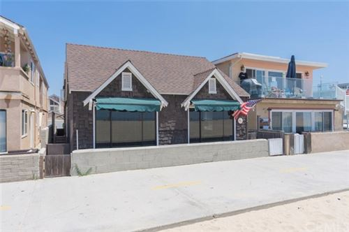 Photo of 1802 W Oceanfront, Newport Beach, CA 92663 (MLS # OC20129707)