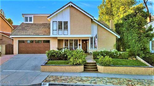 Photo of 827 Triunfo Canyon Road, Westlake Village, CA 91361 (MLS # V1-7707)
