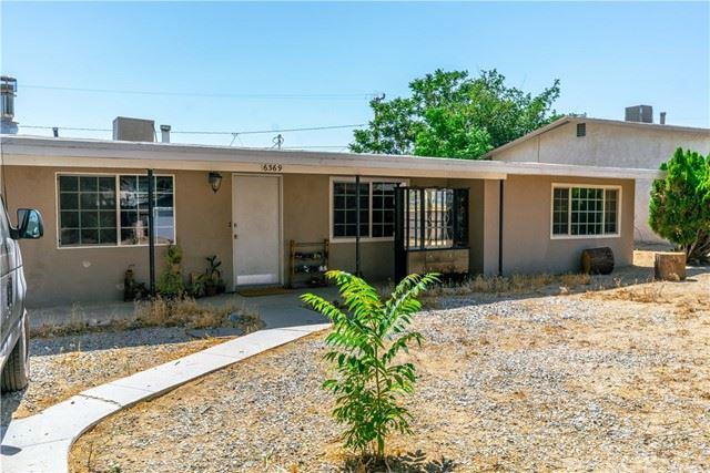6369 Fortuna Avenue, Yucca Valley, CA 92284 - MLS#: CV21146707
