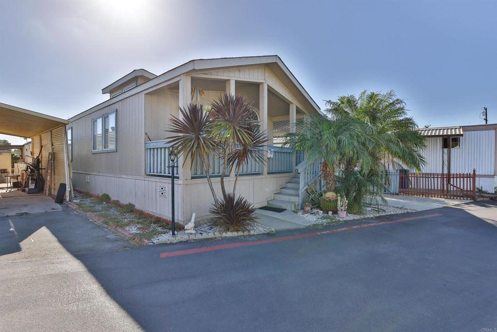 22 Via Nomentana #76, Chula Vista, CA 91910 - MLS#: PTP2106707