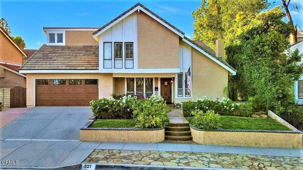 827 Triunfo Canyon Road, Westlake Village, CA 91361 - MLS#: V1-7707