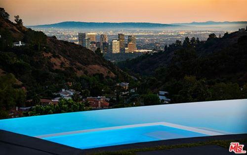 Photo of 9648 HIGHRIDGE Drive, Beverly Hills, CA 90210 (MLS # 20573708)