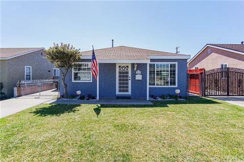 Photo of 4828 W 134th Place, Hawthorne, CA 90250 (MLS # CV21065708)
