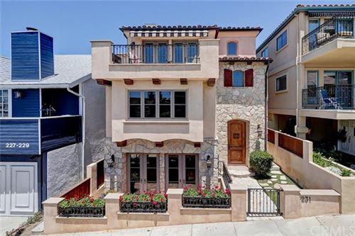 Photo of 231 29th Street, Hermosa Beach, CA 90254 (MLS # SB20113708)