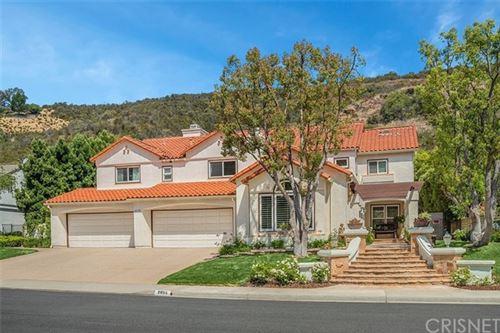 Photo of 2035 Kirsten Lee Drive, Westlake Village, CA 91361 (MLS # SR20130708)