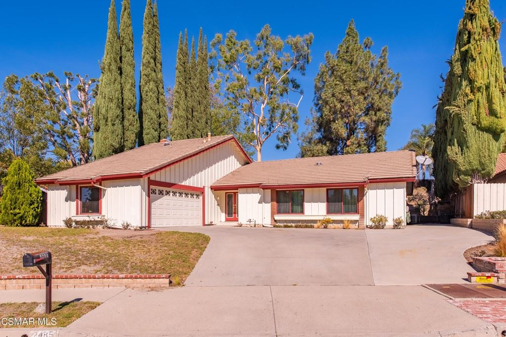 2485 Sirius Street, Thousand Oaks, CA 91360 - MLS#: 221005708