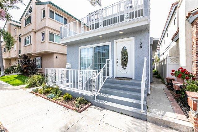 Photo of 129 7th Street, Seal Beach, CA 90740 (MLS # SB21095708)