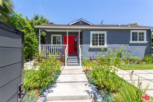 Photo of 8871 CATTARAUGUS Avenue, Los Angeles, CA 90034 (MLS # 20577710)