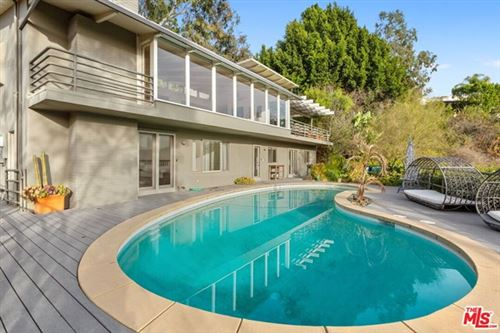 Photo of 2870 Benedict Canyon Drive, Beverly Hills, CA 90210 (MLS # 21681710)