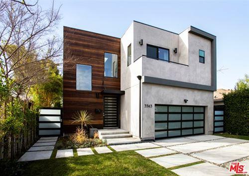 Photo of 3563 Purdue Avenue, Los Angeles, CA 90066 (MLS # 21683710)