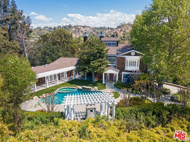 Photo of 9555 Oak Pass Road, Beverly Hills, CA 90210 (MLS # 21735710)