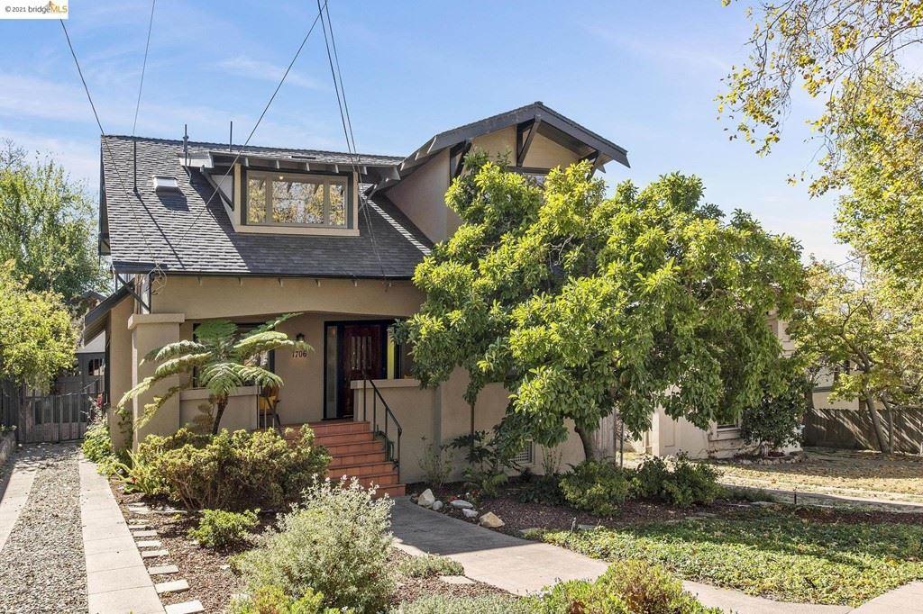 1706 Marin Ave, Berkeley, CA 94707 - MLS#: 40970710