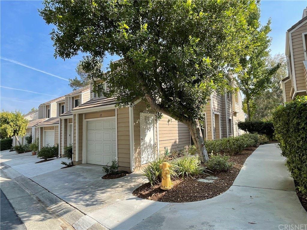 24522 Mcbean Parkway #12, Valencia, CA 91355 - MLS#: SR21222710