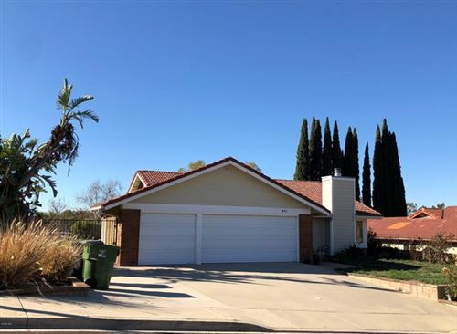 Photo of 671 Lucille Circle, Moorpark, CA 93021 (MLS # 220001711)