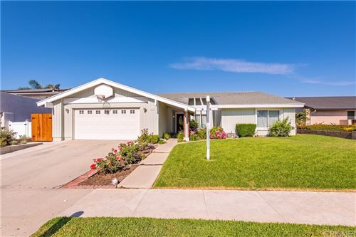 Photo of 2637 Belburn Place, Simi Valley, CA 93065 (MLS # SR21166711)