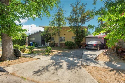 Photo of 6948 Matilija Avenue, Van Nuys, CA 91405 (MLS # WS21155711)