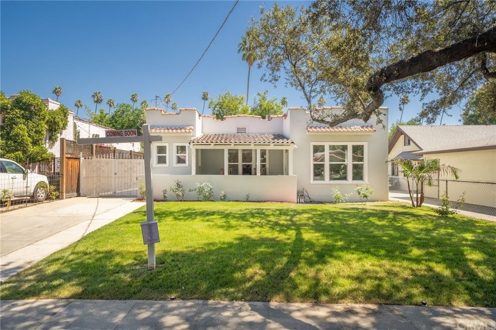580 N Chester Avenue, Pasadena, CA 91106 - MLS#: CV21199711