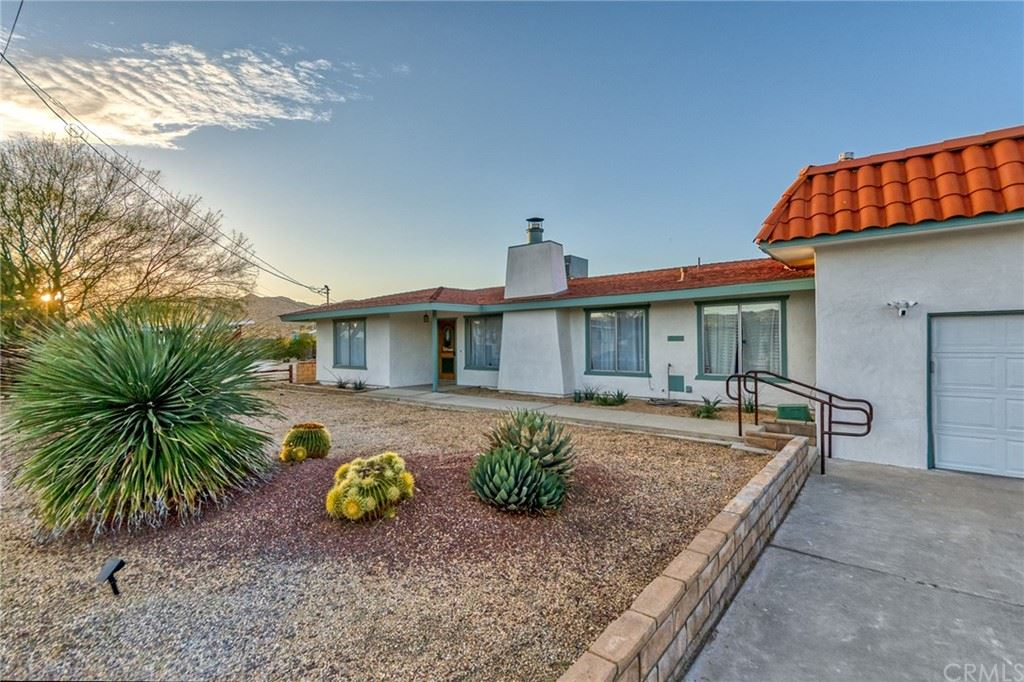 57528 Sunnyslope Drive, Yucca Valley, CA 92284 - MLS#: JT21223711