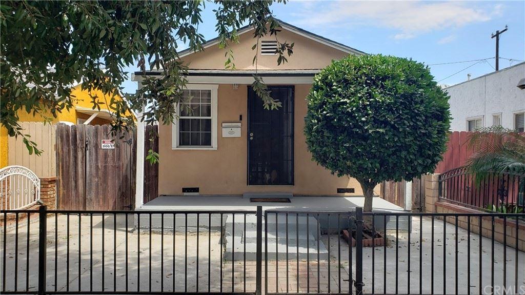 303 E 52nd Street, Long Beach, CA 90805 - MLS#: RS21161711