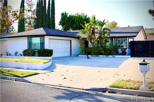 Photo of 2369 E Alden Street, Simi Valley, CA 93065 (MLS # SR21121712)