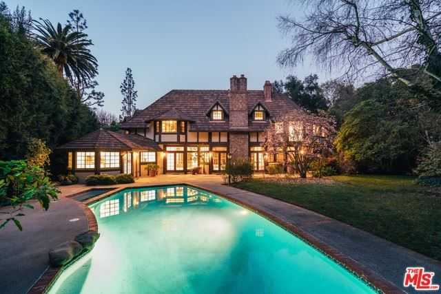 Photo of 1509 STONE CANYON Road, Bel Air, CA 90077 (MLS # 20565712)