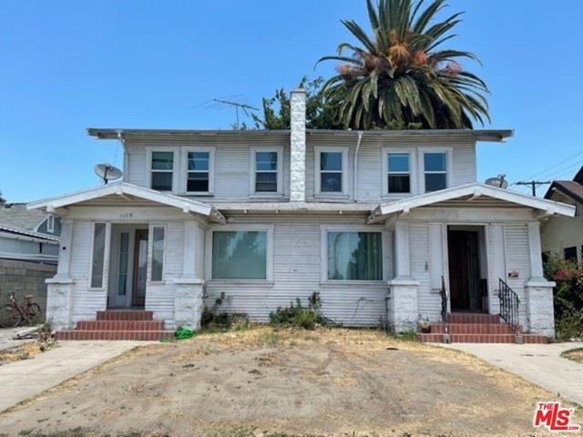 Photo of 1173 Browning Boulevard, Los Angeles, CA 90037 (MLS # 21752712)