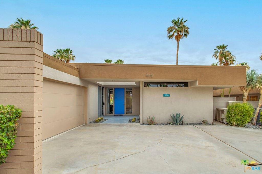 470 E San Jose Road, Palm Springs, CA 92264 - MLS#: 21753712