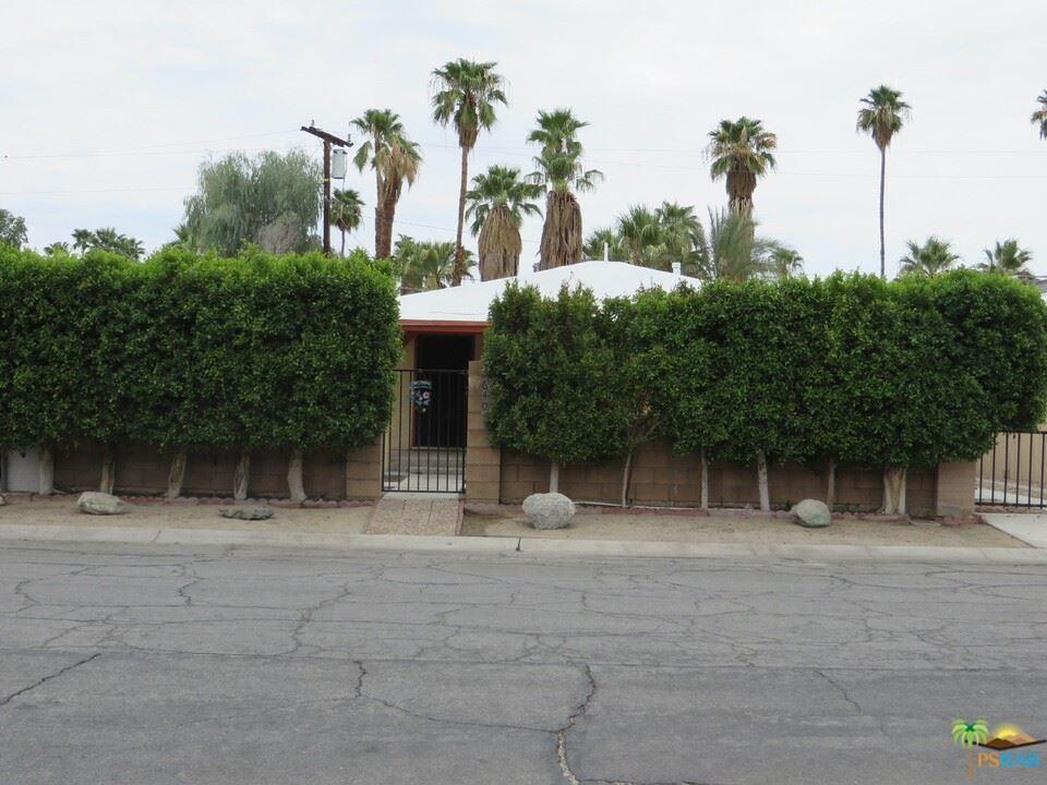 640 S Calle Palo Fierro, Palm Springs, CA 92264 - MLS#: 21771712
