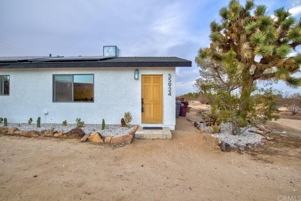 55924 Wood Drive, Yucca Valley, CA 92284 - MLS#: OC21197712