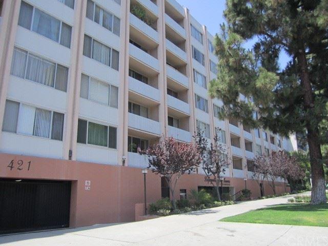 421 S La Fayette Park Place #720, Los Angeles, CA 90057 - MLS#: SB21157712