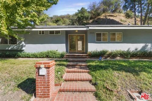Photo of 3520 MANDEVILLE CANYON Road, Los Angeles, CA 90049 (MLS # 19526714)