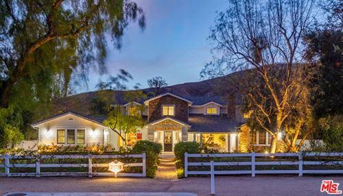 Photo of 23738 Long Valley Road, Hidden Hills, CA 91302 (MLS # 21683714)
